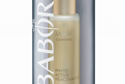 BABOR_Cleansing_Promotion Trinkflasche_Phyto Active Reactivating