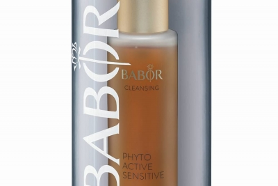BABOR_Cleansing_Promotion Trinkflasche_Phyto Active Sensitive
